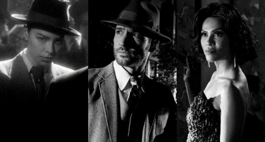 《路西法》第五季走入1940年代!Netflix发布黑白特辑剧照