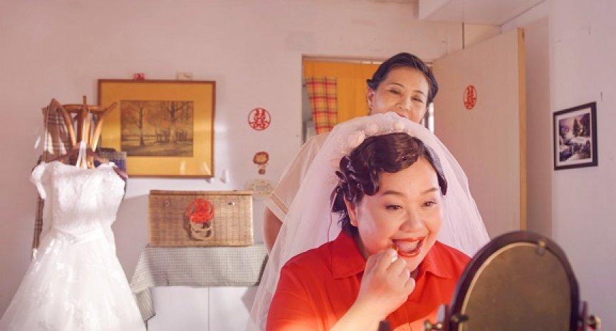 公视《我的婆婆》收视破2!锺欣凌演22岁新娘羞喊