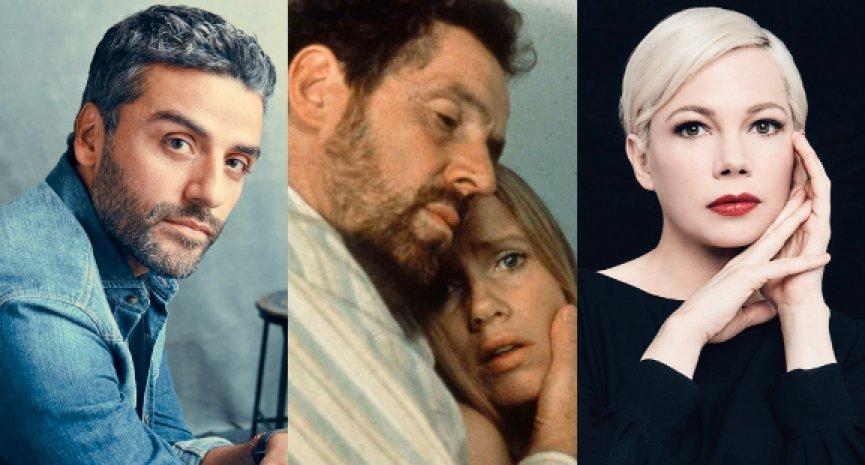 HBO推出伯格曼《婚姻场景》新版剧集!蜜雪儿威廉斯、奥斯卡伊萨克主演