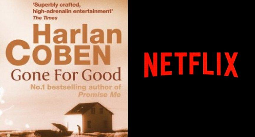 Netflix推出法国原创剧集《Gone For Good》!改编自哈兰科本惊悚小说