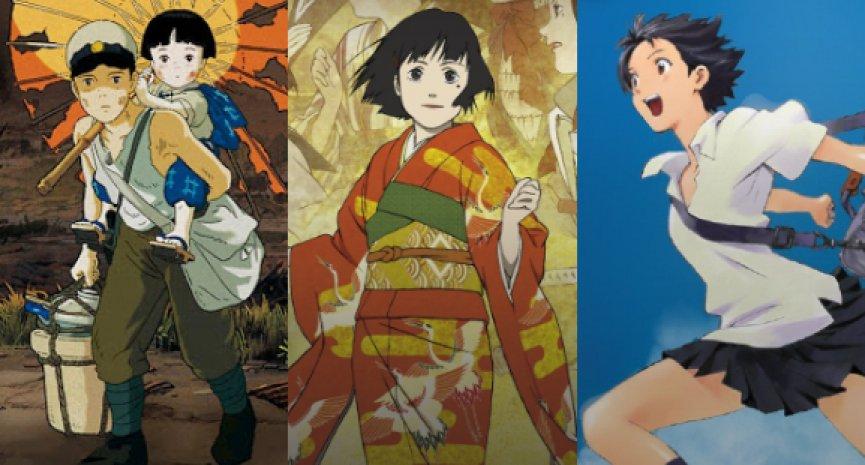 只听过宫崎骏吗?四个你一定要知道的日本动画电影大师