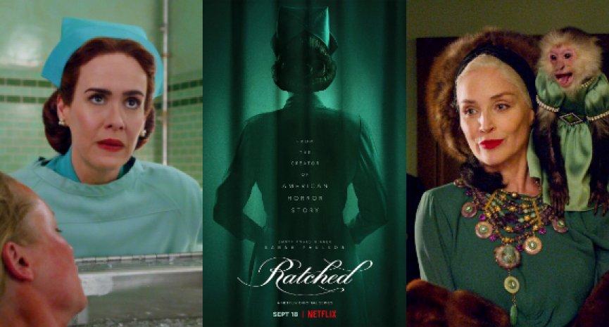 Netflix《拉契特:黯衣天使》秋季上线!《飞越杜鹃窝》前传剧集剧照公开