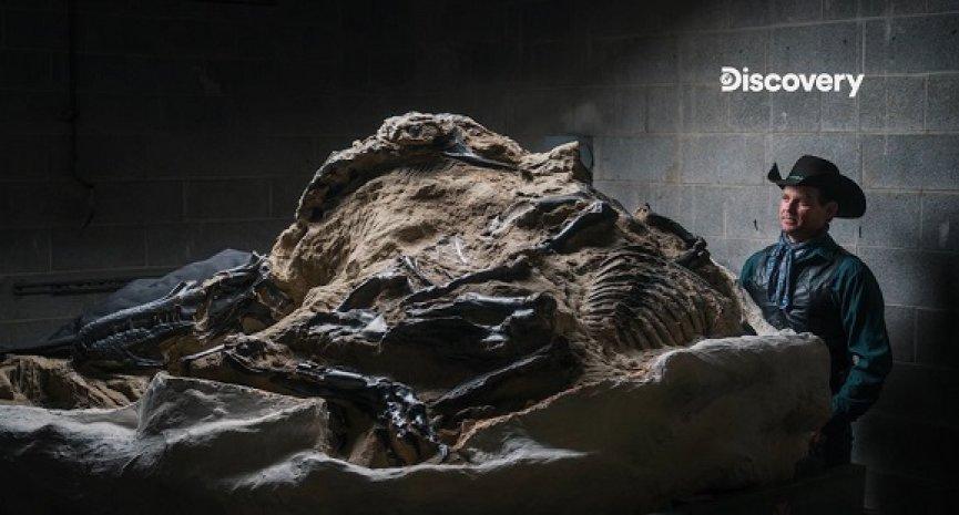 找恐龙化石当副业赚百万美金?身历其境抓宝如