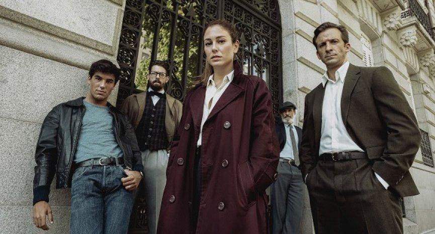 Netflix推出西班牙剧集《Jaguar》!《抓狂酒吧》布兰卡苏拉兹追缉纳粹分子