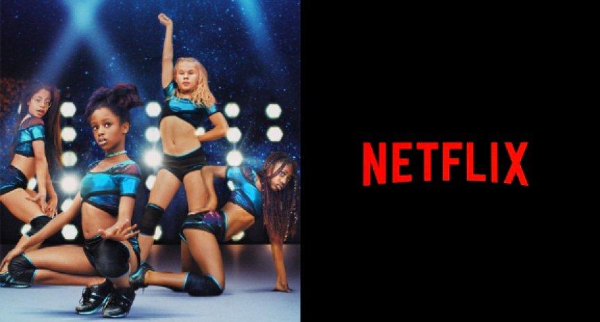 《小可爱》海报遭批性慾化小孩!Netflix公开致歉