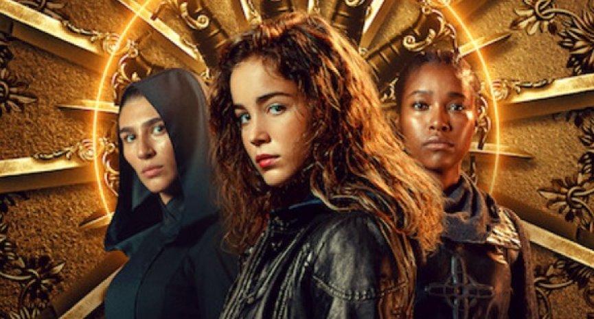 少女冒险未完!Netflix续订《修女战士》第二季