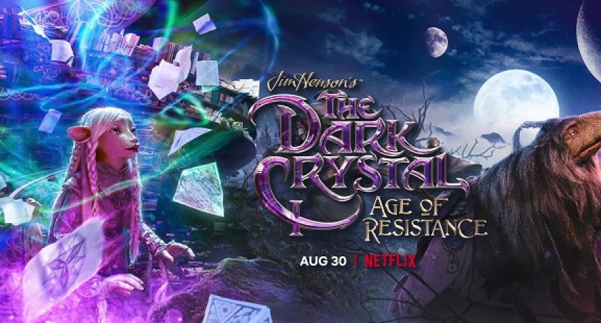 Netflix取消《魔水晶:抗争时代》!不再推出第二季