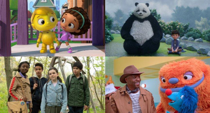Apple TV+秋季儿童节目4大精选!华生医师登场《小鬼与文字幽灵》第二季