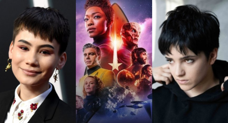 《星际争霸战》拥抱LGBTQ群族!跨性别、酷儿角色登上