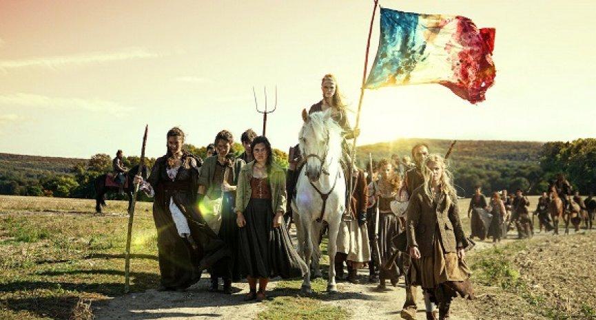 改写血腥历史!Netflix剧集《法国大革命之谜》预告磅礡登场
