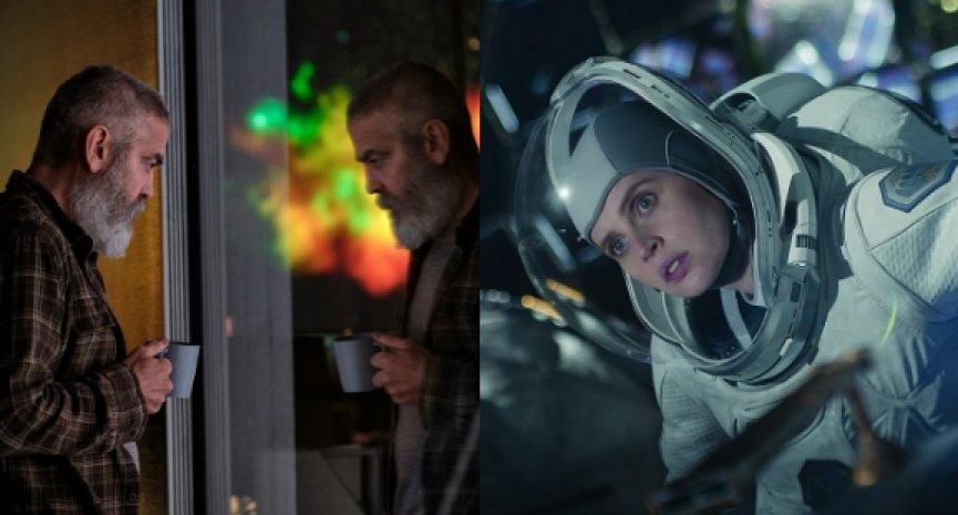 费莉丝蒂琼斯陷入《午夜天空》!乔治克隆尼执导Netflix新作发布首波剧照