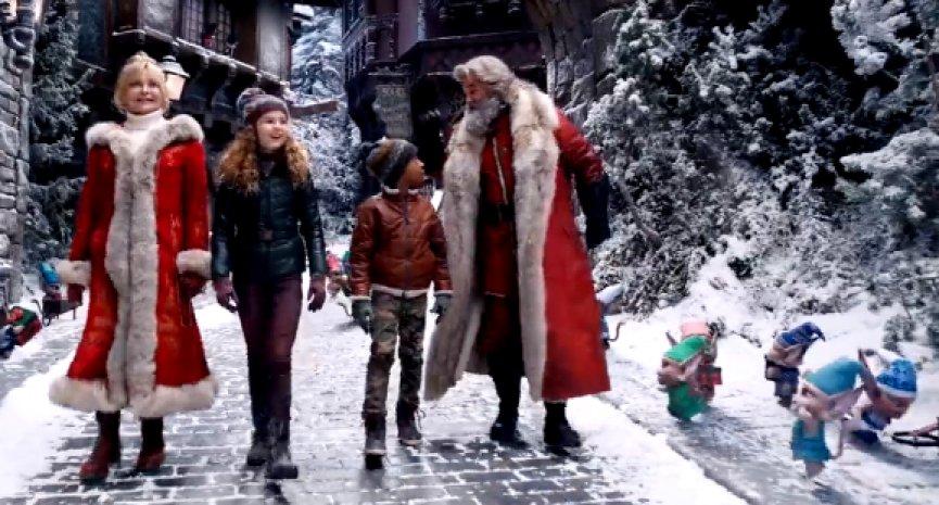 寇特罗素再次抢救耶诞!Netflix电影《拯救圣诞记2》曝上线预告