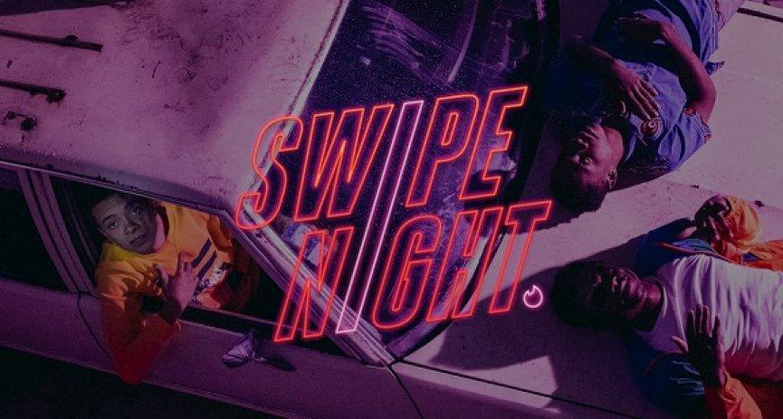 Tinder互动式剧集《Swipe Night》登台!限定三周