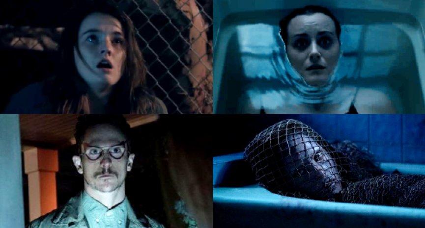 Hulu恐怖美剧《怪物乐园》预告上线!《难,置信》女星遇骇人生物