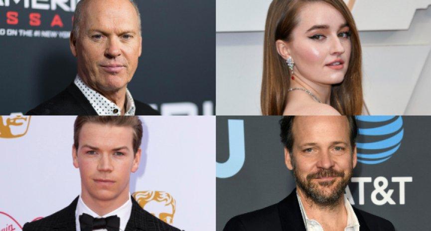 Hulu迷你剧集《成瘾剂量》演员阵容曝光!米高基顿遇上