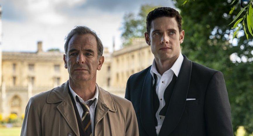 揭开藏匿已久的秘密!英国剧集《牧师与神探》第五季在台上线