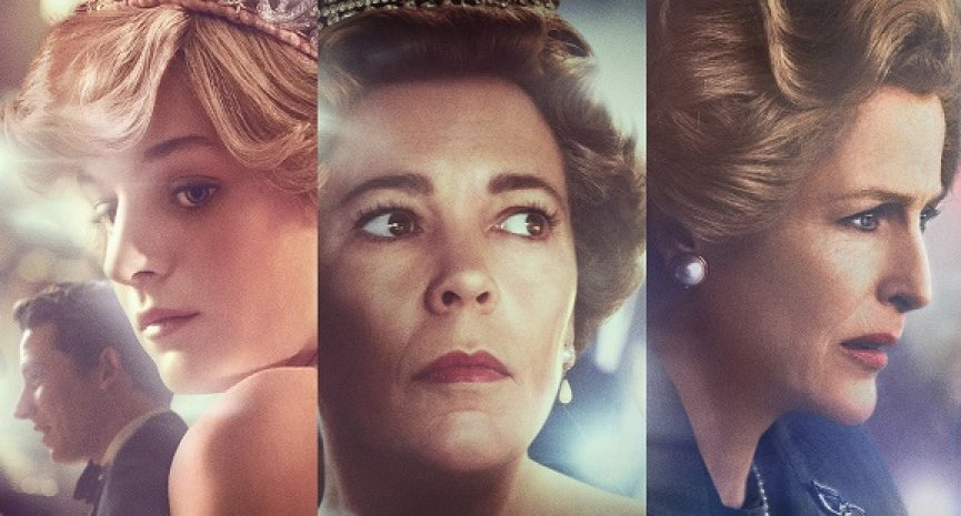《王冠》第四季曝正式预告!柴契尔夫人正面交锋英国女王