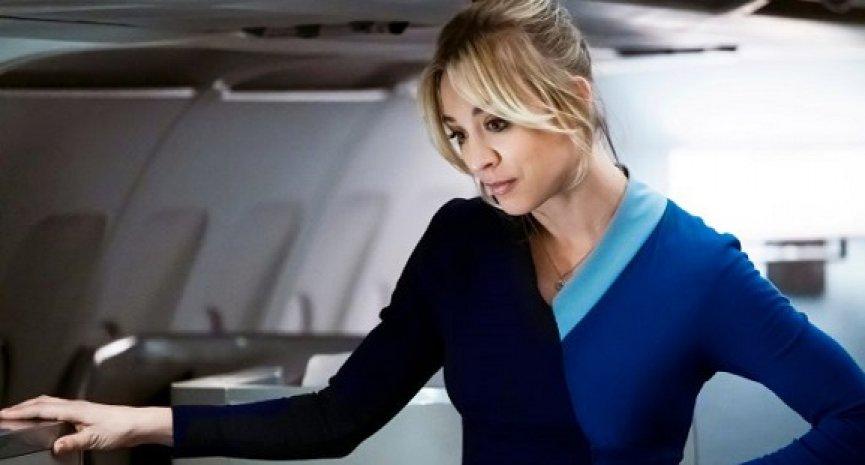 HBO Max美剧《The Flight Attendant》公布上线日!凯莉库柯化身空姐卷入谋杀案