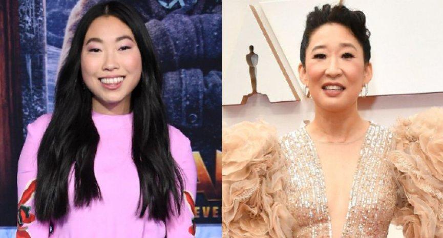 奥卡菲娜、吴珊卓搭档成姊妺!两大亚裔明星主演Netflix喜剧电影