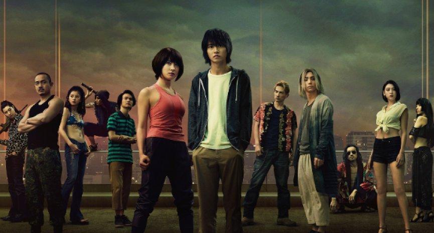 Netflix原创日剧《今际之国的闯关者》曝正式预告!山崎贤人身陷大逃杀危机