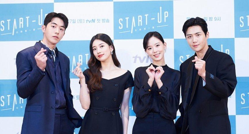 女神秀智糗认错初恋!Netflix独家上线韩剧《Start-Up:我的新创时代》