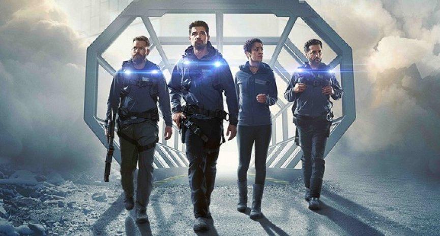 IMDb 8.5分科幻神作回归!《太空无垠》第五季正式预告上线
