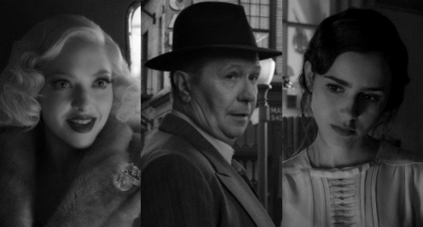 致敬好莱坞的黄金年代!大卫芬奇执导Netflix新片《曼克》三大看点