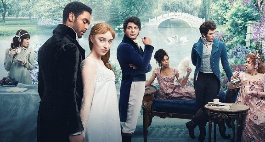 Netflix《布里奇顿》烂番茄94%好评!有望照原着推出八季?