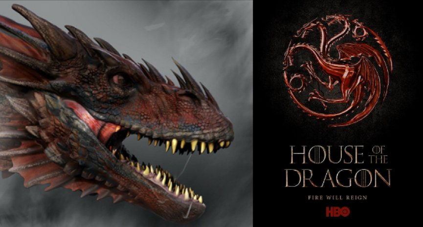 全新巨龙曝光!《冰与火》前传美剧《House of the Dragon》发布概念图