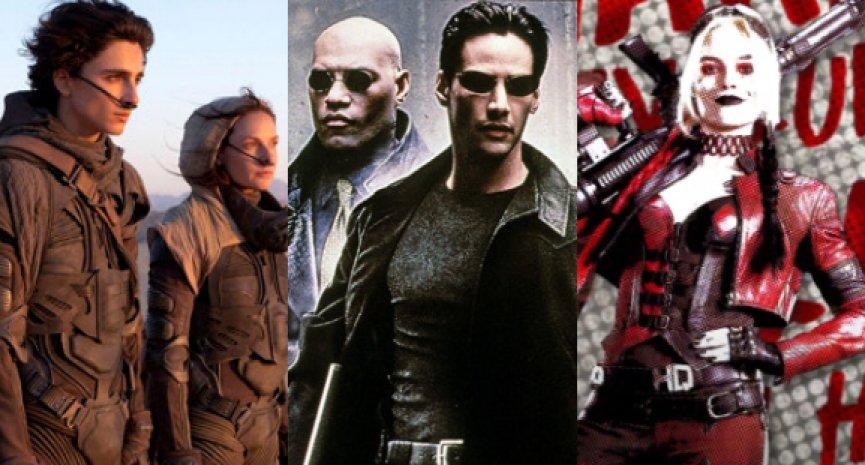 《骇客任务4》《沙丘》也跟进!华纳宣布2021年度新片全数同步登串流