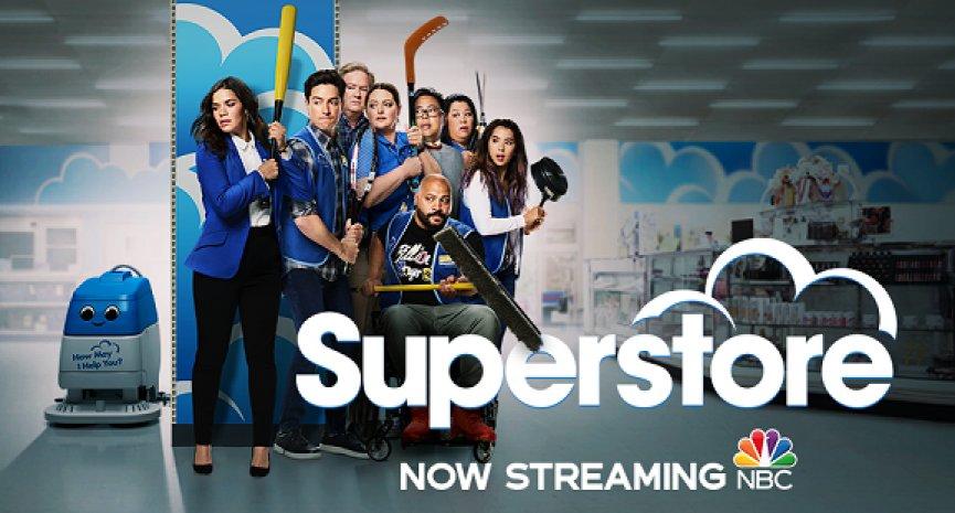 《爆笑超市》正式歇业!NBC喜剧剧集六季完结