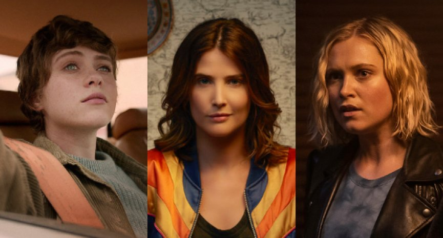 LGBTQ剧迷心碎!2020年划下句点的5部优秀酷儿女性剧集