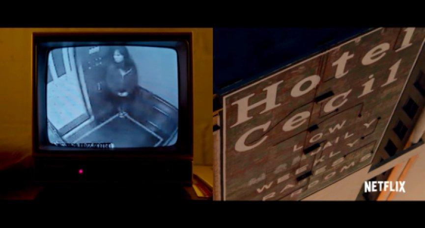 Netflix《赛西尔酒店失踪事件》预告上线!揭开蓝可儿世纪悬案
