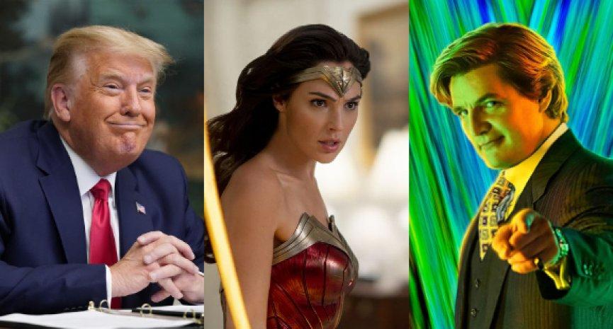 《神力女超人1984》反派参照川普?盖儿加朵回应外界揣测