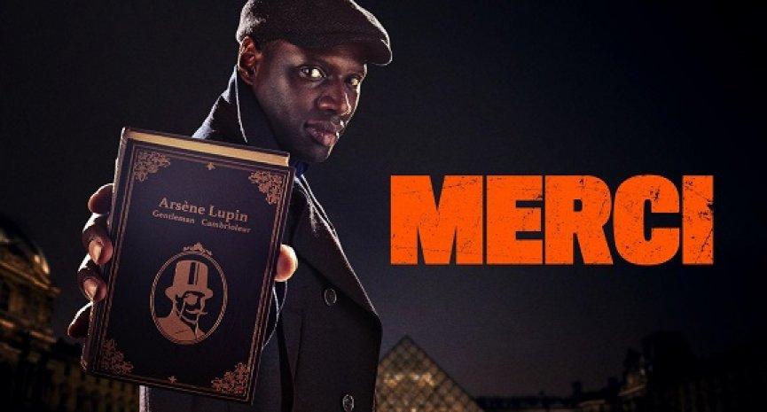 Netflix法国剧集《亚森罗苹》观看数7千万!超越夯剧《后翼弃兵》《柏捷顿家族》