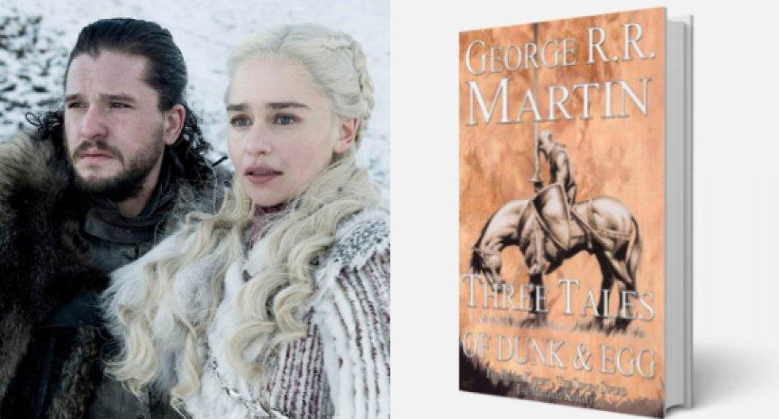 HBO再开发《冰与火之歌》前传美剧!《邓肯与伊戈》游历七大王国