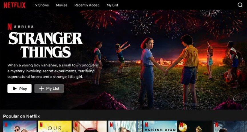 选择困难症有福了!Netflix宣布2021年正式推出