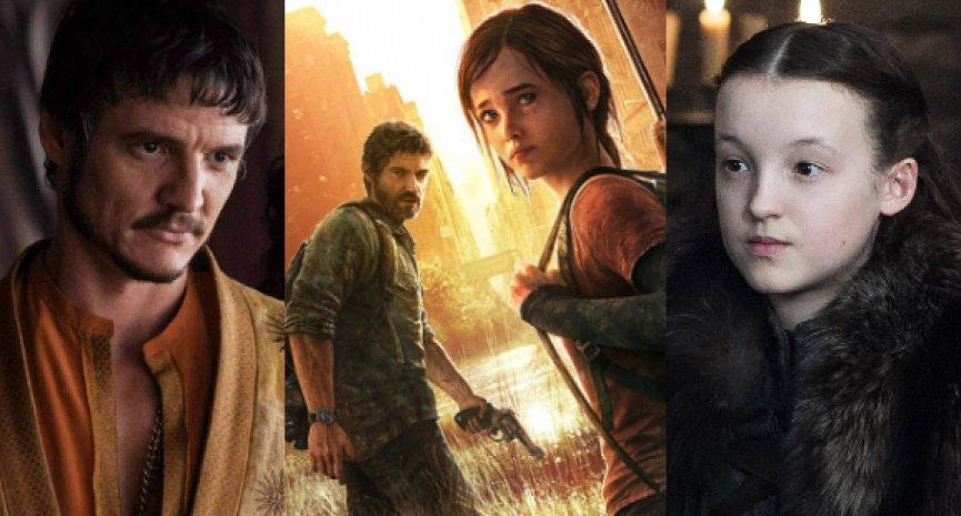 HBO《最后生还者》剧集艾莉、乔尔选角曝光!《冰与火之歌》