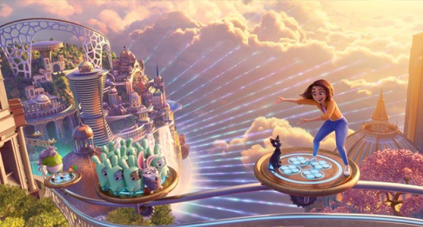 Apple TV+携手Skydance动画团队!打造原创电影《Luck》、《Spellbound》