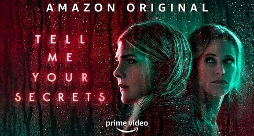 Amazon惊悚美剧《告诉我你的秘密》预告上线!《美恐》莉莉拉贝遇恐怖杀人魔