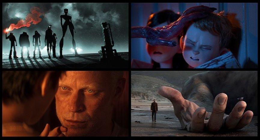 Netflix《爱x死x机器人》首曝第二季预告!宣布第三季2022年上线
