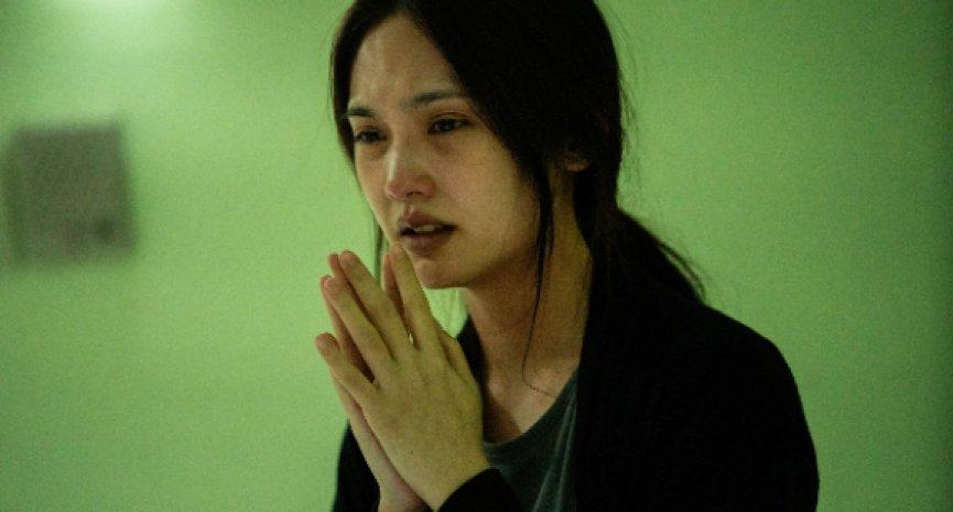 吴可熙、杨丞琳双后气场镇压《灵语》全场!崩溃哭戏演技爆发