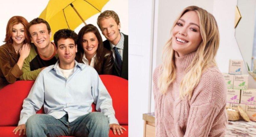 Hulu预订女版《追爱总动员》!希拉蕊朵芙主演衍生剧《How I Met Your Father》