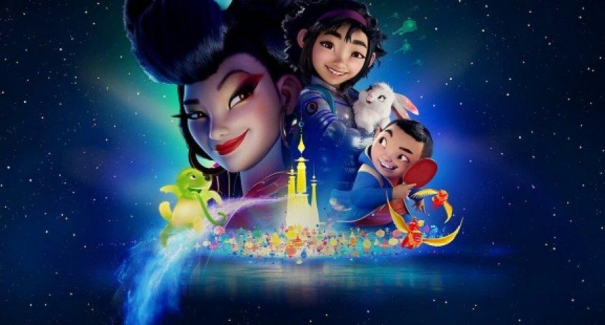 【奥斯卡专题】东方神话的另类诠释,细说Netflix动画电影《飞奔去月球》幕后制作